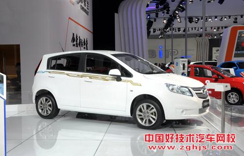 中国好技术汽车网校上海通用赛欧EV